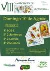 Fiestas de Vidanes 2014. VIII Campeonato de Mus APAYCACHANA-6