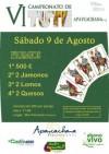 Fiestas de Vidanes 2014. VI Campeonato de Tute APAYCACHANA-6